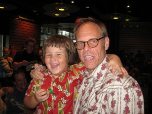 Me and Alton Brown